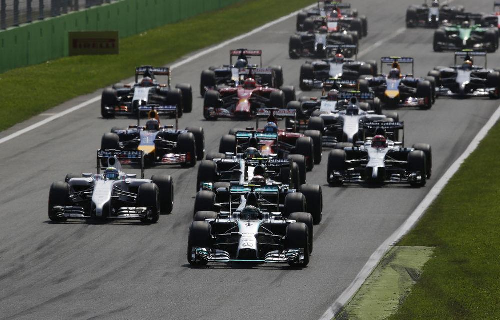 Presă: Formula 1 va adopta motoare aspirate de 1000 CP în 2016 - Poza 1