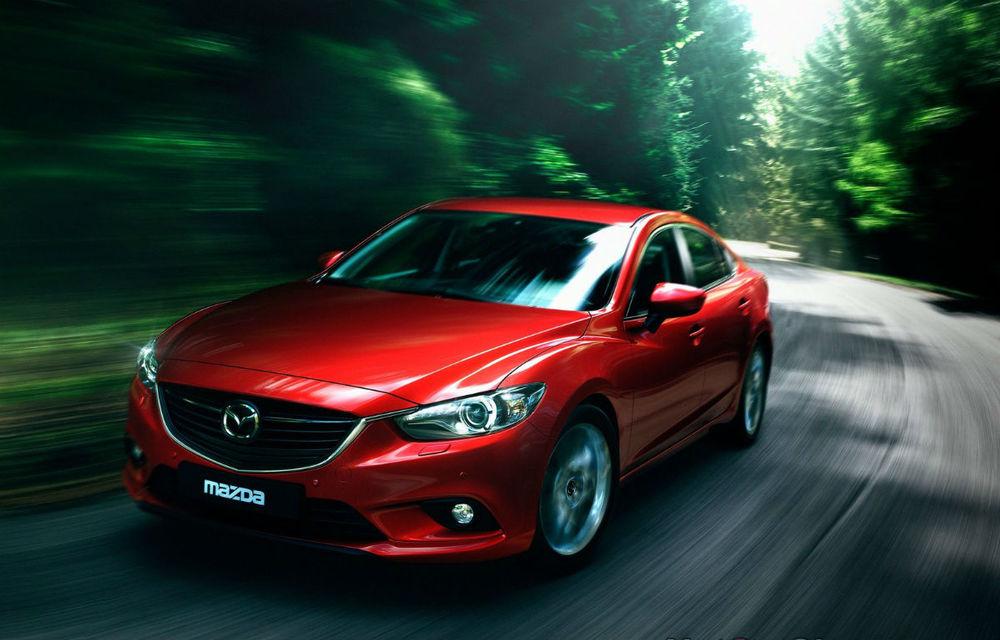 Mazda6 a ajuns la borna cu numărul trei milioane, după 12 ani de producție - Poza 1