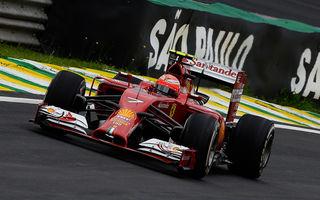 Ferrari va lansa noul monopost pe internet la sfârşitul lunii ianuarie