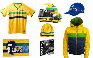 Magazinul oficial Ayrton Senna, o comoară pentru fanii marelui pilot brazilian de Formula 1