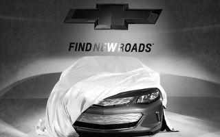Noua generație Chevrolet Volt va avea un frate crossover care va primi numele Crossvolt