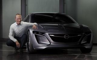 """Șeful Opel: """"Viitoarea noastră navă amiral nu va fi o berlină"""""""