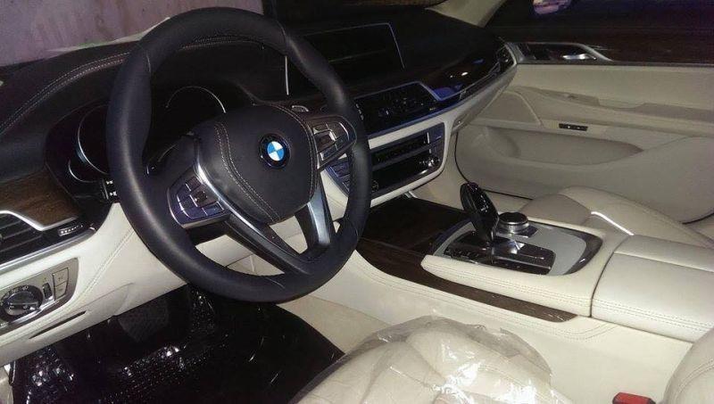 Cadoul începutului de an: primele imagini cu noua generație BMW Seria 7 - Poza 5