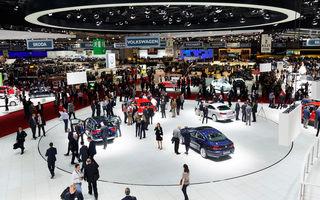 SIAB 2015: București revine în calendarul internațional al marilor saloane auto