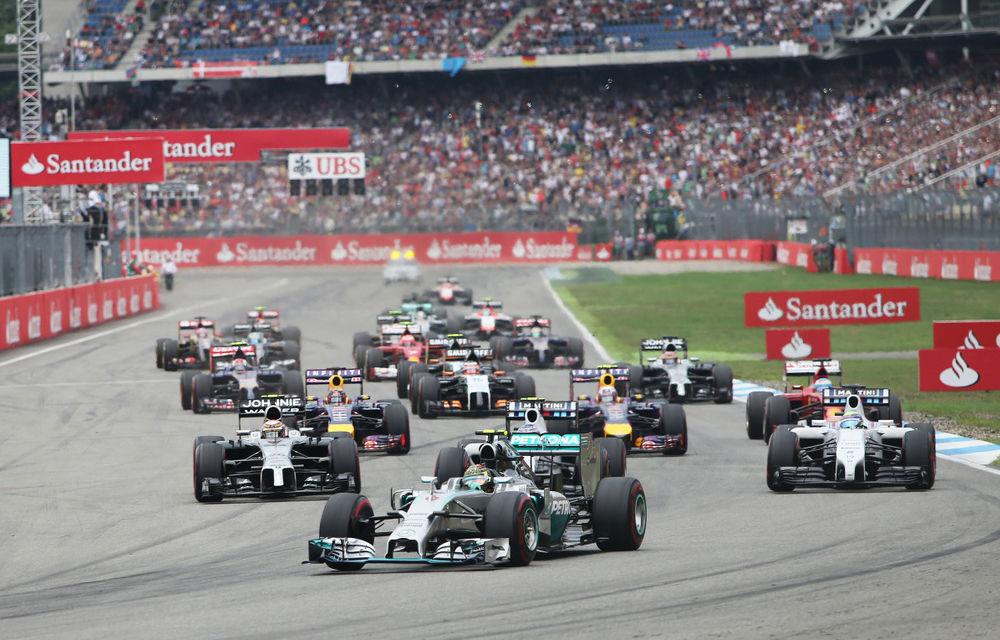 Constructorii pot modifica motoarele în timpul sezonului, cu excepţia Honda - Poza 1