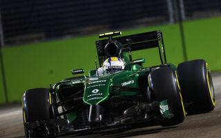 Viitorul echipelor Caterham şi Marussia rămâne incert