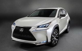 Preţuri Lexus NX în România: Crossoverul japonez pleacă de la 43.900 de euro