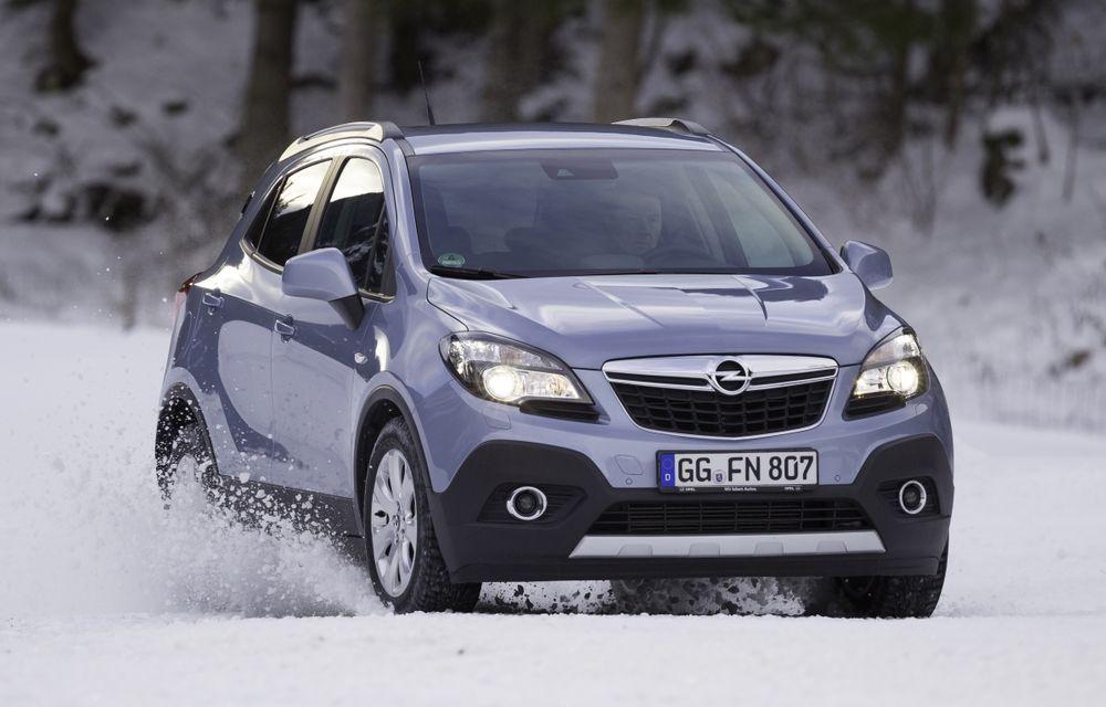 Vânzările Opel în Europa au crescut cu 3% în 2014 - Poza 1