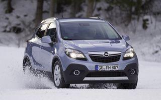 Vânzările Opel în Europa au crescut cu 3% în 2014
