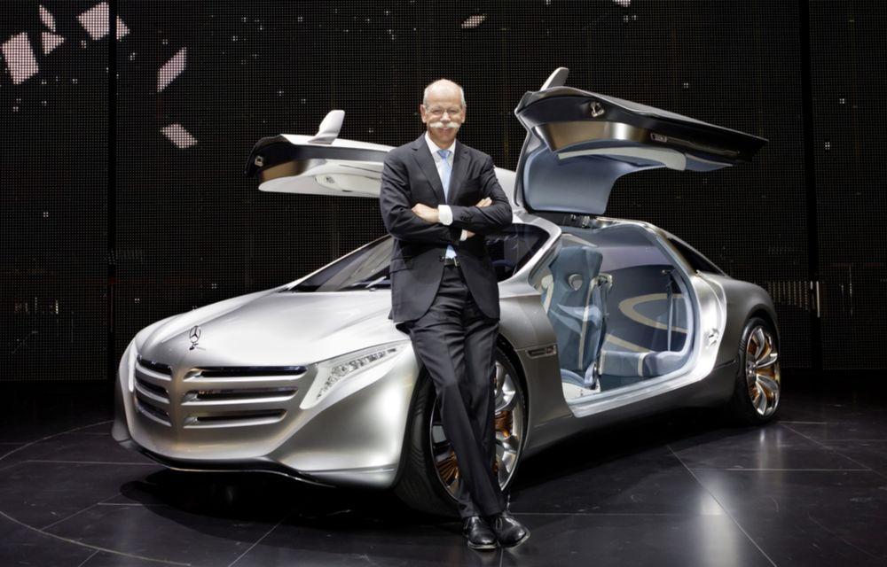 """Şeful Daimler: """"Nu suntem interesaţi de patentele Toyota"""" - Poza 1"""