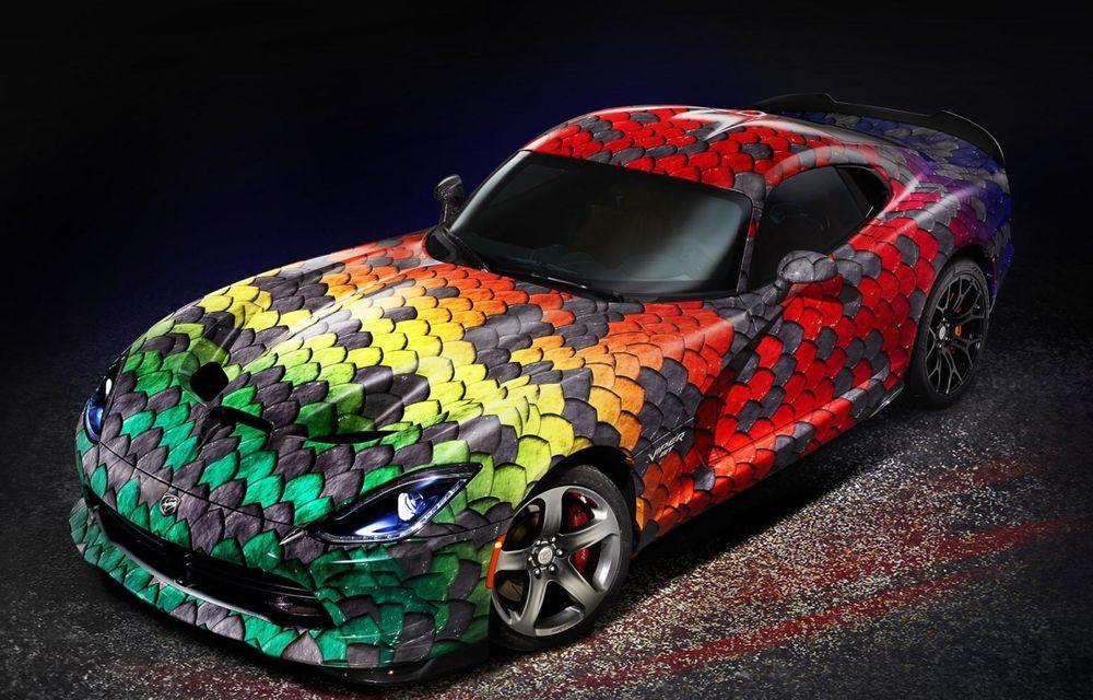 Dodge prezintă Viper GTC, o variantă cu peste 25 de milioane de posibilităţi de personalizare - Poza 1