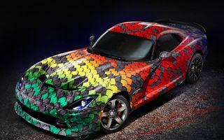 Dodge prezintă Viper GTC, o variantă cu peste 25 de milioane de posibilităţi de personalizare