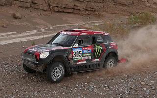 Raliul Dakar, ziua 7: Terranova câştigă proba, Renault Duster pierde teren