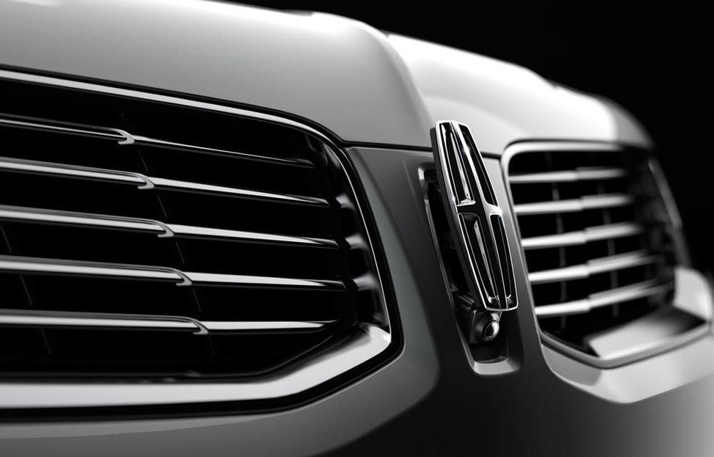 Lincoln MKX - primele imagini cu noua generație a SUV-ului american premium - Poza 3