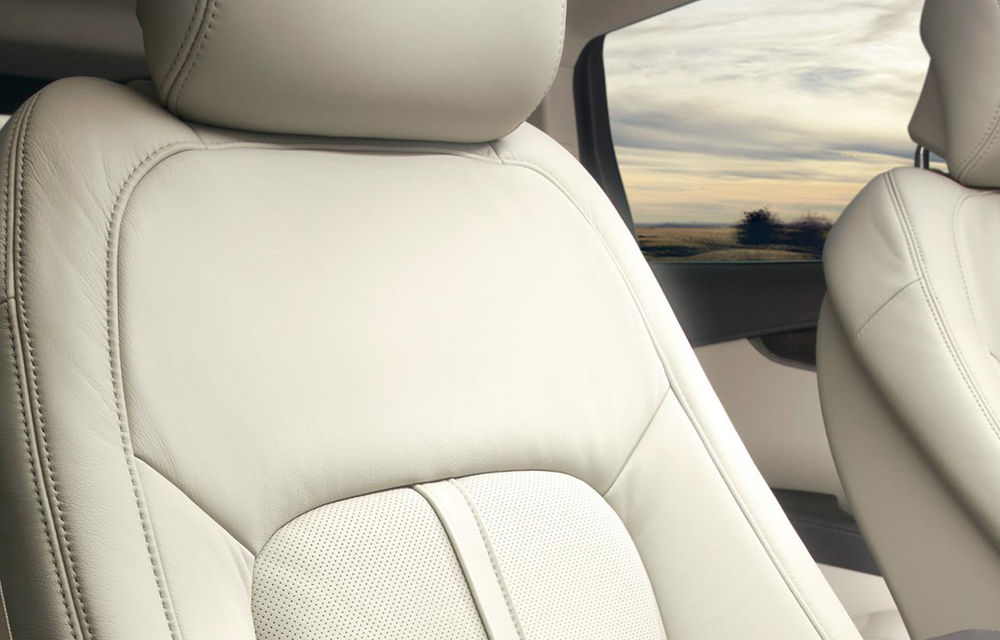Lincoln MKX - primele imagini cu noua generație a SUV-ului american premium - Poza 2