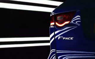 OFICIAL: Viitorul SUV Jaguar va purta denumirea F-Pace şi va fi lansat în 2016