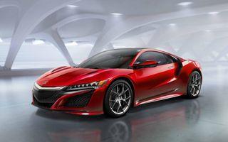 Acura NSX, fratele american al legendarului Honda NSX, primeşte o nouă generaţie