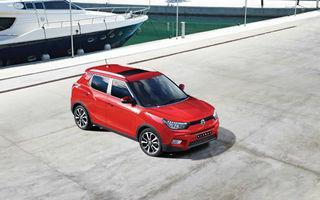 Ssangyong Tivoli - noi imagini şi informaţii cu viitorul rival al lui Nissan Juke