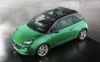 Opel Adam primeşte transmisia automată Easytronic