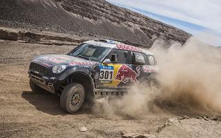 Raliul Dakar, ziua 10: Al-Attiyah câştigă proba, Gyenes revine pe primul loc la clasa Maraton