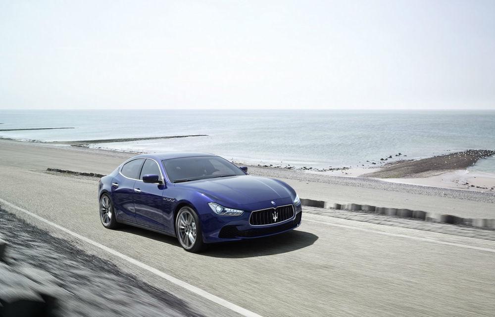 Maserati doboară record după record: 36.500 de mașini vândute anul trecut și o creștere de 136% - Poza 1
