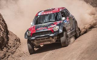 Raliul Dakar, ziua 12: Terranova, cel mai rapid. Gyenes, la un pas de victorie la clasa Maraton