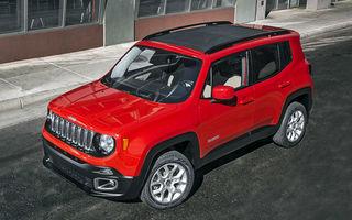 Jeep ar putea lansa un model mai mic decât actualul Renegade