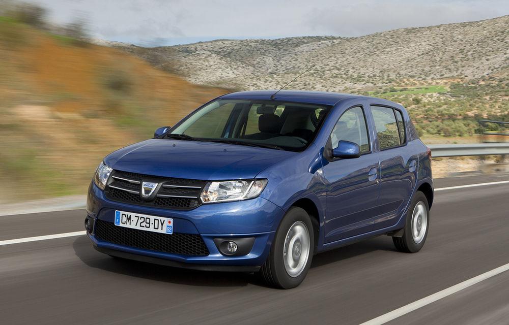 Dacia a stabilit un record de vânzări în 2014: peste jumătate de milion de maşini comercializate într-un an - Poza 1
