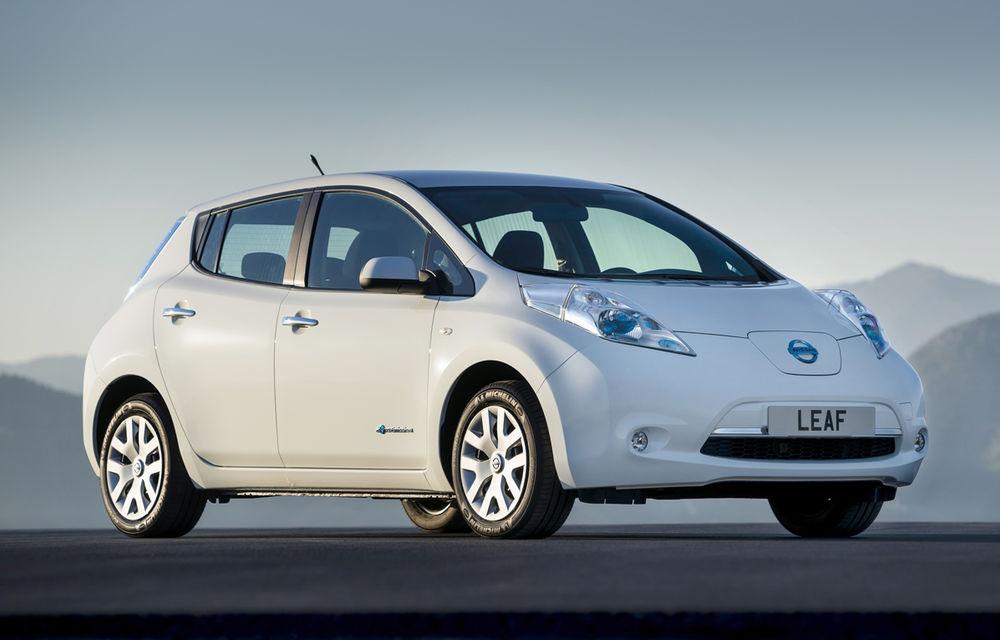 Topul vânzărilor de maşini electrice în Europa în 2014: Nissan Leaf, Renault Zoe, Tesla Model S - Poza 1