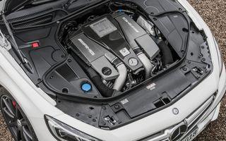 Mercedes AMG nu va mai lansa niciun model cu motorul V8 de 5.5 litri după anul 2016
