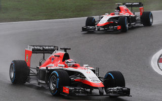 Haas a cumpărat fabrica Marussia din Marea Britanie