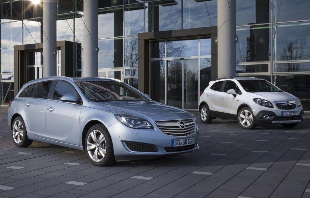 Opel Mokka şi Insignia primesc două diesel-uri noi: 1.6 CDTI de 136 CP, respectiv 2.0 CDTI de 170 CP - Poza 2