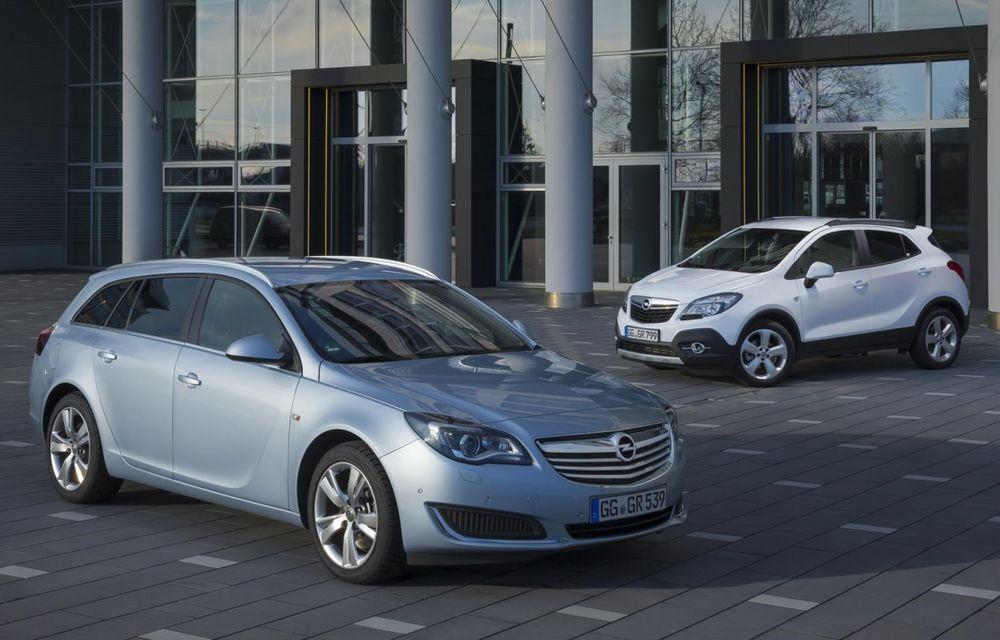 Opel Mokka şi Insignia primesc două diesel-uri noi: 1.6 CDTI de 136 CP, respectiv 2.0 CDTI de 170 CP - Poza 1