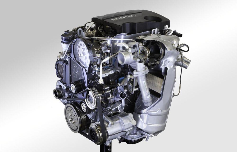 Opel Mokka şi Insignia primesc două diesel-uri noi: 1.6 CDTI de 136 CP, respectiv 2.0 CDTI de 170 CP - Poza 4