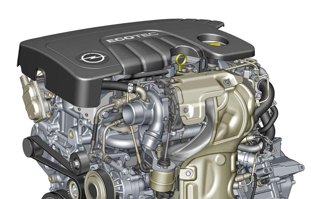 Opel Mokka şi Insignia primesc două diesel-uri noi: 1.6 CDTI de 136 CP, respectiv 2.0 CDTI de 170 CP - Poza 5