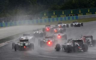 """Lauda: """"Motoarele de 1000 CP şi creşterea dificultăţii, esenţiale pentru F1"""""""
