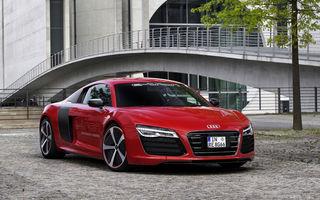 Audi R8 e-tron, primul supercar electric al mărcii, primește o versiune de serie în martie