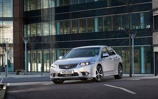Honda va renunța la modelul Accord în Europa