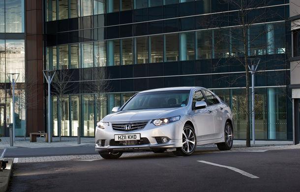 Honda va renunța la modelul Accord în Europa - Poza 1