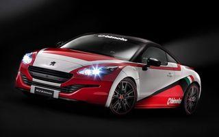 Peugeot RCZ primeşte o variantă de 304 CP şi renunţă la locurile din spate