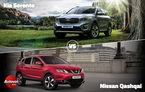 Duelurile zilei în Autovot 2015: Kia Sorento vs. Nissan Qashqai şi Mercedes-Benz Clasa V vs. Smart Fortwo