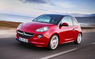 Opel Adam ar putea să fie vândut şi în SUA sub sigla Buick