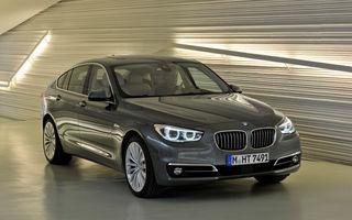 BMW Seria 5 GT ar putea primi o nouă generație în 2016