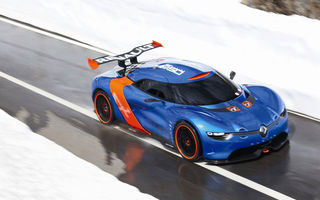 Renault lanseaza gama Alpine în 2017 şi se aşteaptă să vândă 3.000 de unităţi pe an
