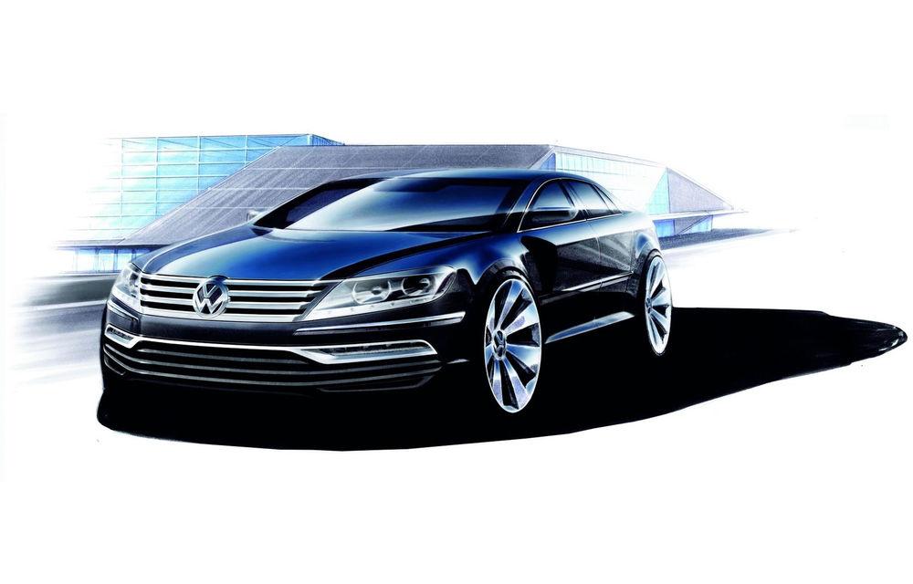 """Analiştii din industrie: """"Un succesor al lui Volkswagen Phaeton este un proiect iraţional"""" - Poza 1"""