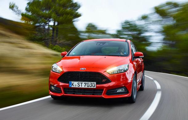 Preţuri Ford Focus ST facelift în România: start de la 28.250 de euro cu TVA inclus - Poza 1