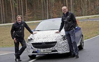 Opel Corsa OPC debutează în martie cu un motor 1.6 Turbo de peste 200 CP