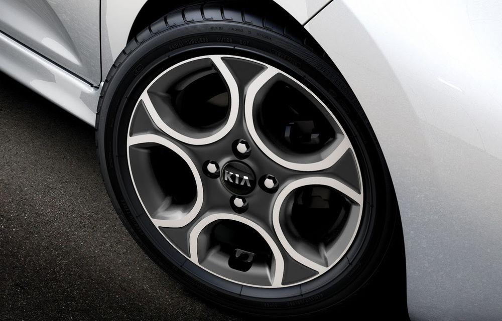 Kia Picanto facelift va debuta luna viitoare - Poza 11