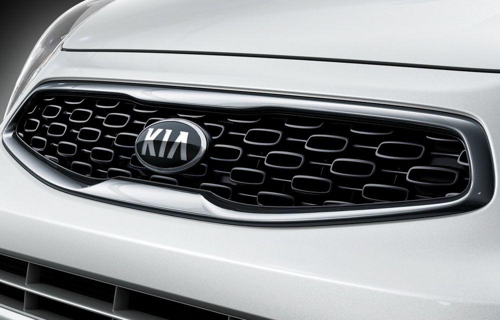 Kia Picanto facelift va debuta luna viitoare - Poza 12