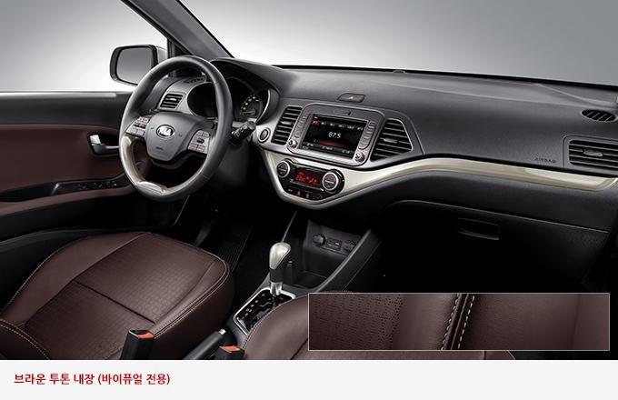 Kia Picanto facelift va debuta luna viitoare - Poza 22